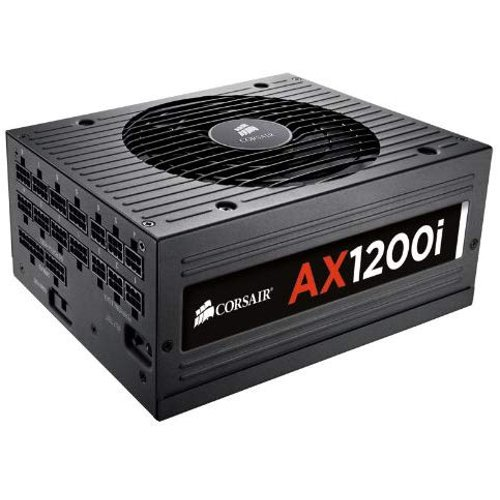 Corsair AX1200i, 1200 Watt, 80+ Platinum