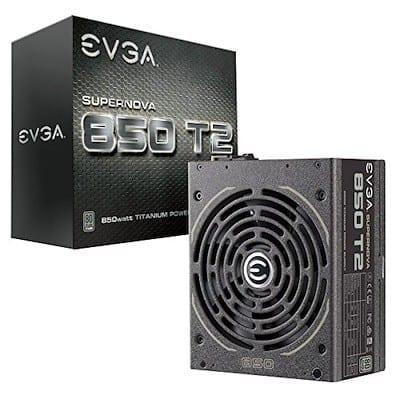 EVGA Supernova 850 T2, 80+ Titanium 850W
