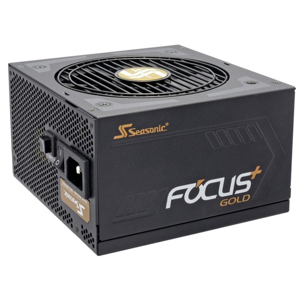 Seasonic FOCUS Plus 850 Gold 850W