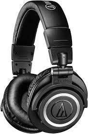 Audio Technica ATH-M50X Black