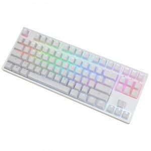Ducky One TKL RGB White on White