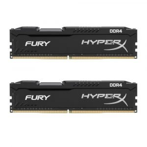 HyperX Kingston Fury Black 16GB 2666MHz