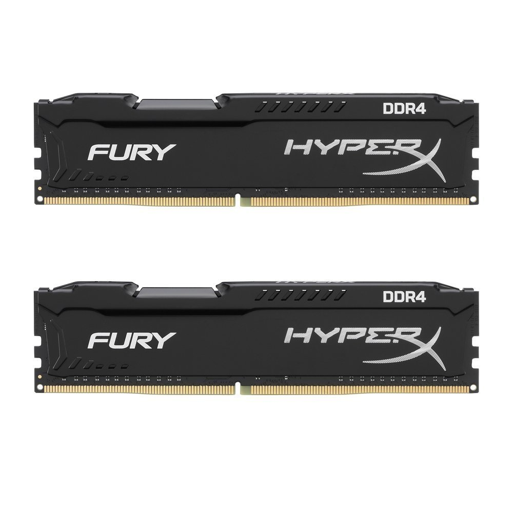 HyperX Kingston Fury Black 16GB 2666MHz
