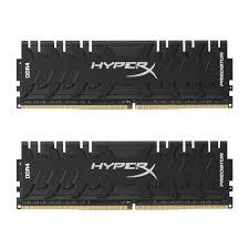 HyperX Predator Black 32GB 3000MHz DDR4