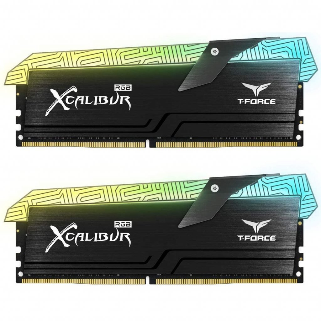 TEAMGROUP T-Force Xcalibur RGB DDR4 16GB 4000MHz
