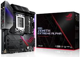 Asus Rog Zenith Extreme Alpha X399