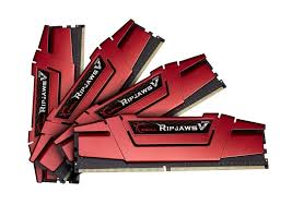 G.Skill Ripjaws V 32GB DDR4 2800MHz Quad Channel kit