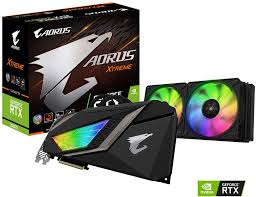 Gigabyte AORUS GeForce RTX 2080 Xtreme WATERFORCE