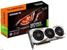 Gigabyte GeForce GTX 1080 TI Gaming OC