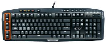 Logitech G710+ Mechanical