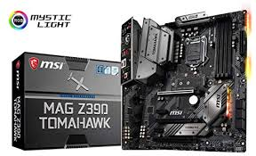 MSI Z390 Tomahawk