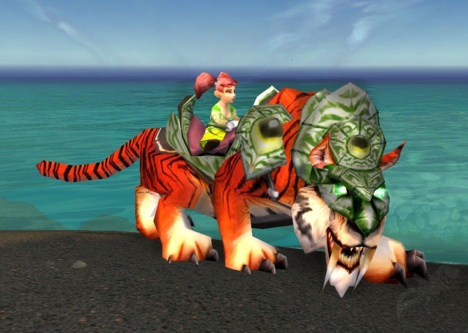 Swift zulian tiger WOW