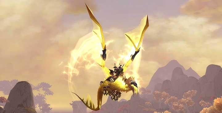 Wow Dragon Mount