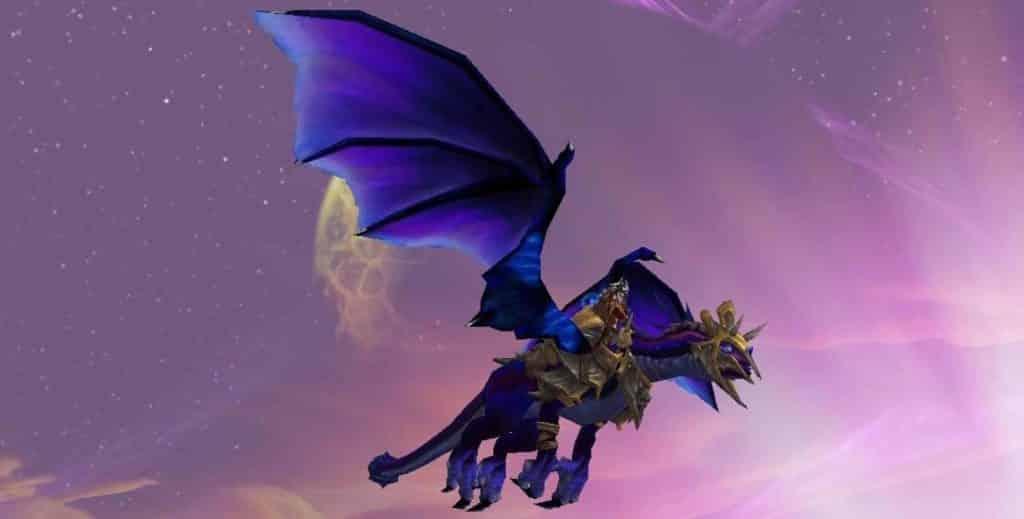 wow dragon mount onixyon darke