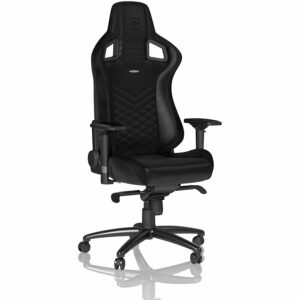 best gaming chair noblechairs epic leather
