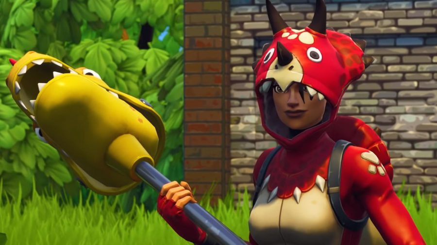 best fortnite skins tricera ops
