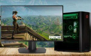 Best Gaming PC for Fortnite