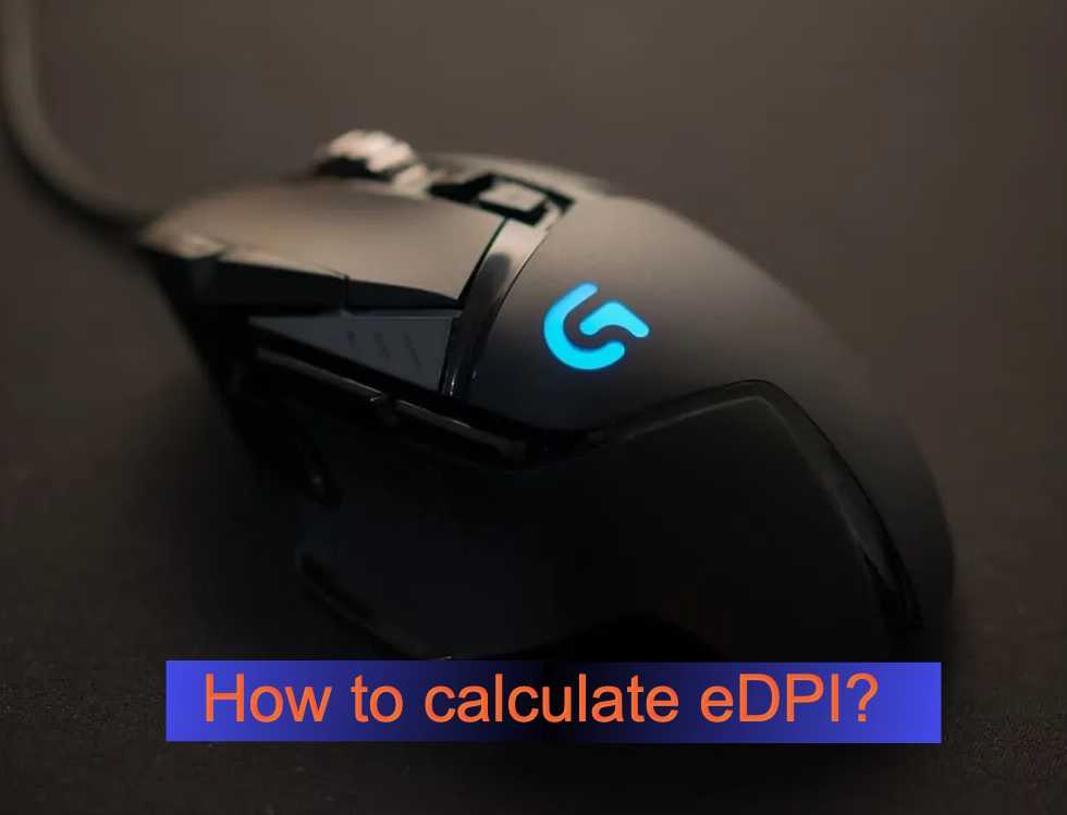 What is eDPI calculator