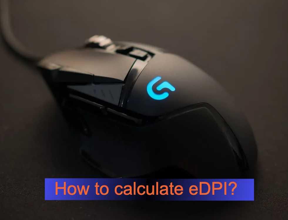 What is eDPI calculator