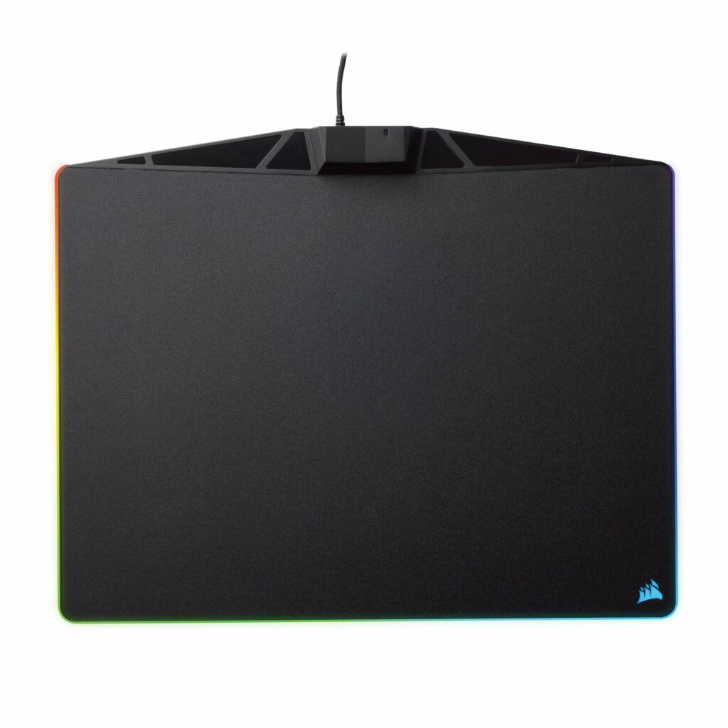 Best gaming mousepad Corsair MM800 RGB Polaris