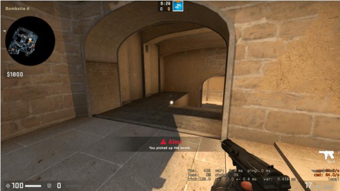 CS GO binds bomb drop
