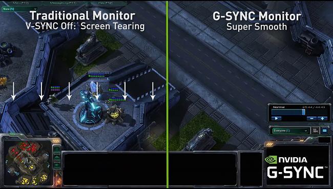 Vsync in Nvidia G-Sync