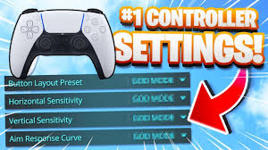 warzone controller settings