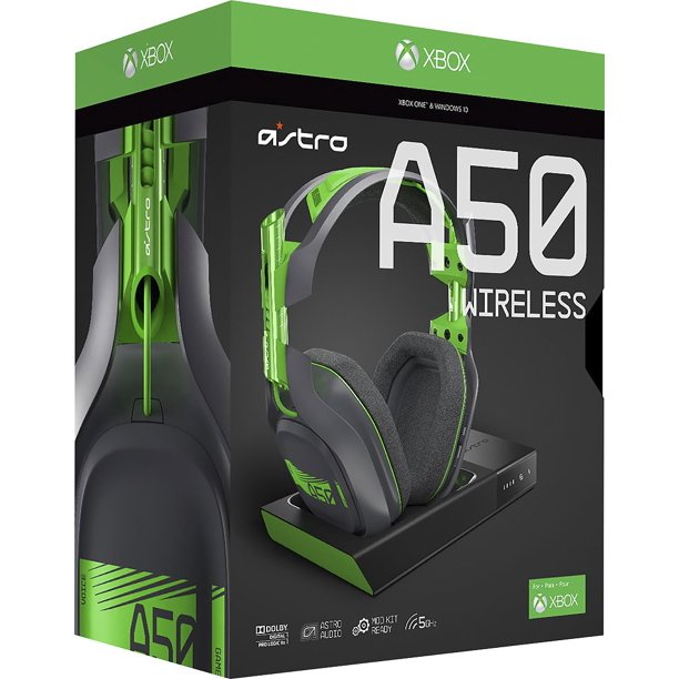 Astro A50 Wireless- best headsets