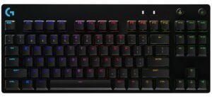 Best keybaord for CSGO Logitech G Pro X Mechanical Keyboard