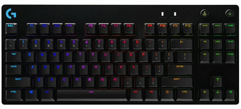 Logitech G Pro X Mechanical Keyboard
