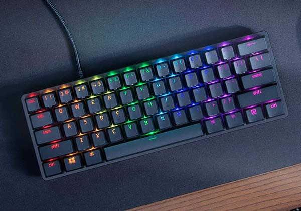 Razer Huntsman-best gaming keyboard 2019