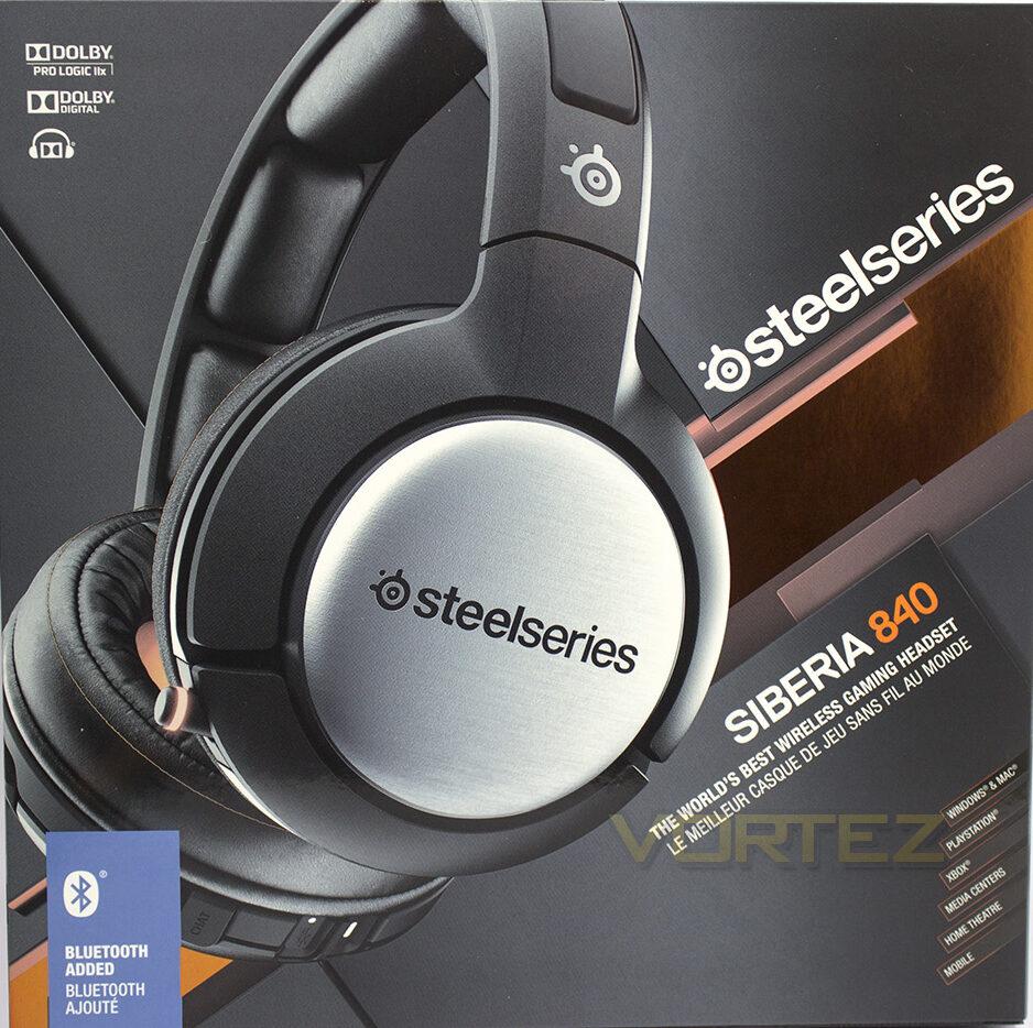 SteelSeries Siberia 840 - Best Gaming Headsets