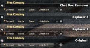 Chat Gray Box Remover