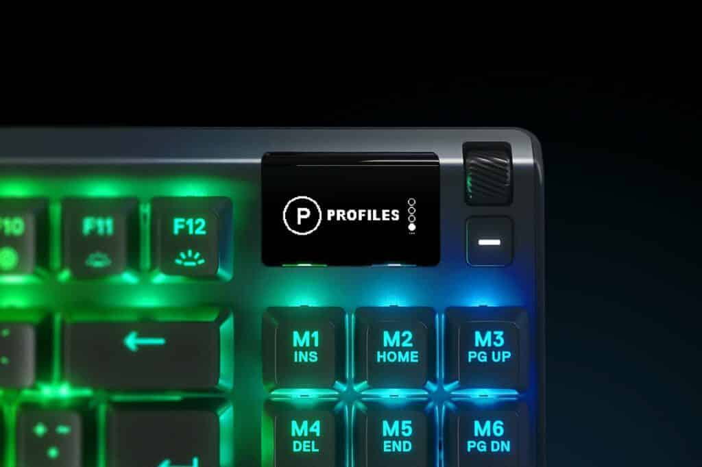 Features & Built Quality Apex pro tkl gaming keyboard