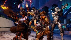 Borderlands 3 save editor characters