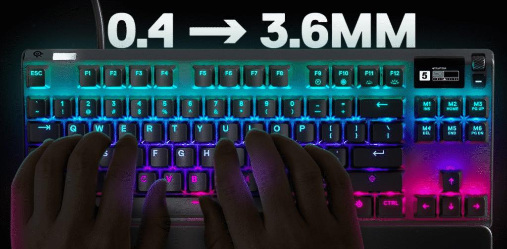 Apex pro tkl keyboard