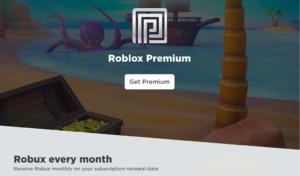 Roblox Premium for free Robux
