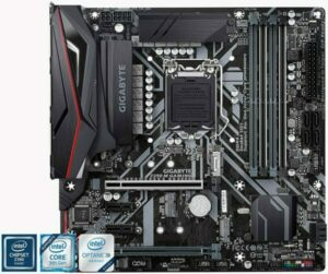 GIGABYTE Z390 M Gaming micor-atx best z390 gaming keyboard