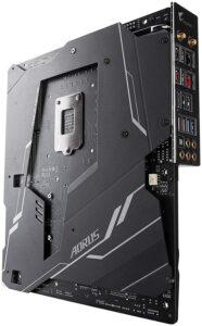Gigabyte Z390 AORUS Xtreme back