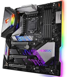 Gigabyte Z390 AORUS Xtreme best z390 gaming motherboard