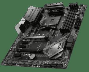Best motherboard for Ryzen 5 3600 MSI-B450-TOMAHAWK