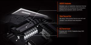Screenshot best z390 motherboards thermal design