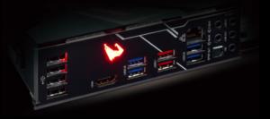 Screenshot best z390 motherboards IO Shield