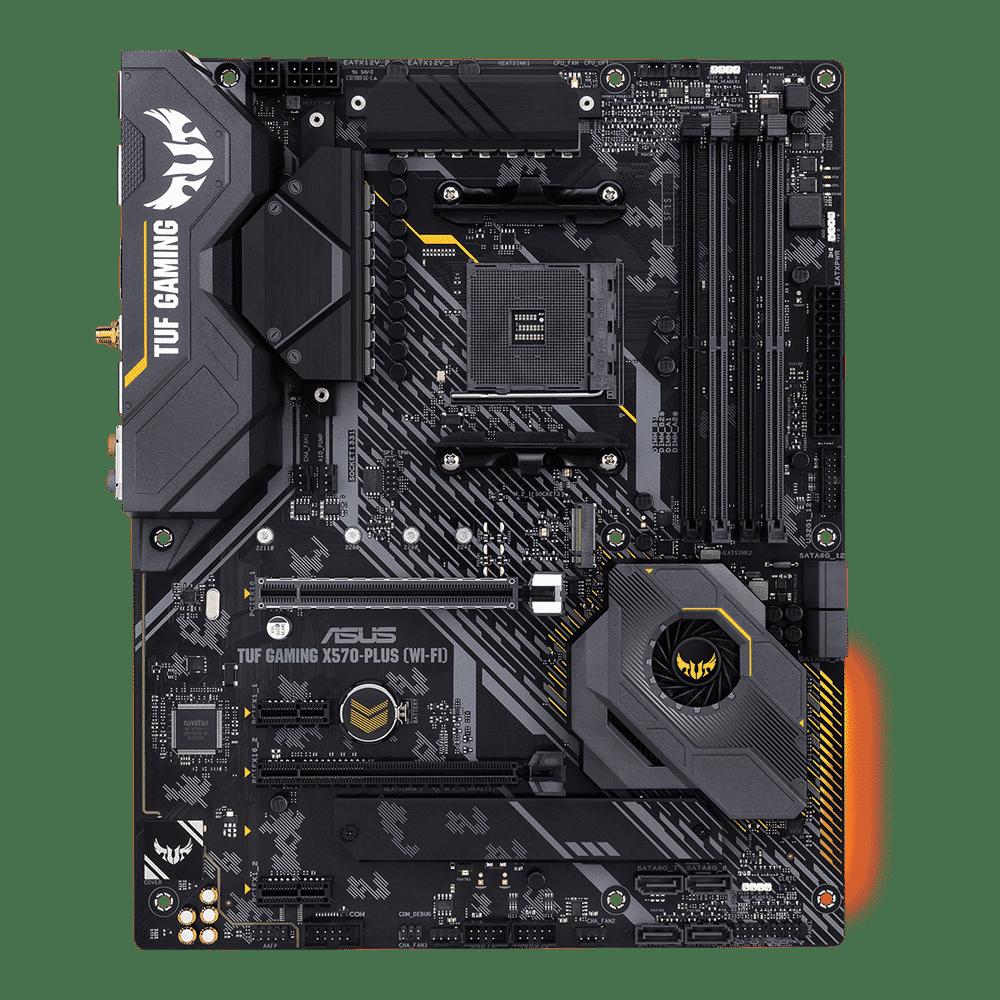 ASUS X570 wifi best X570 motherboard