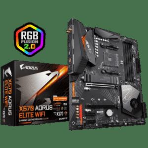 Gigabyte X570 Motherboard AORUS ELITE WIFI