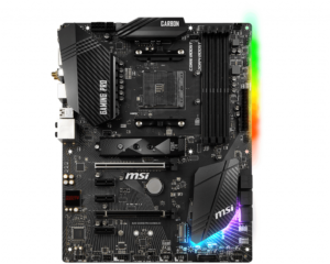 MSI B450 Gaming Pro Carbon AC best gaming motherboard for ryzen 9 3900x