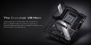 ROG Crosshair VIII Hero (WI-FI) best motherboard for ryzen 9