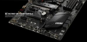 best MSI motherboard for Ryzen 9 3900x
