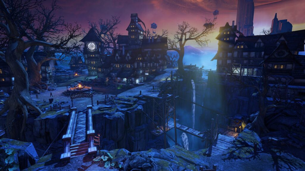 What is the right Borderlands 2 DLC order