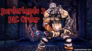 borderlands 2 DLC order